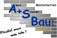 Logo A+S Bau Pleinfeld - Hohenweiler